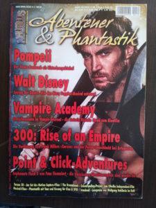 Abenteuer und Phantastik 2014.1